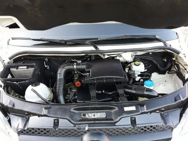 Sprinter CDI 415 Baú Refrigerado  Ano 2012/2012 - Foto 16