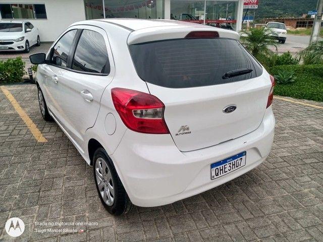 Ford ka único dono 1.0 pra vender hoje  - Foto 12