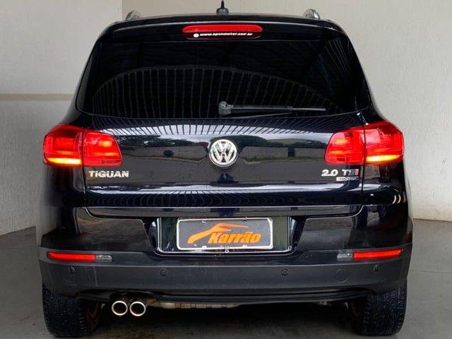 Volkswagen Tiguan Tsi 2013 Gasolina - Foto 6