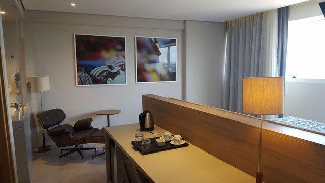 BR_F-Paiva Home Stay, Apartamento beira mar com 38m² - Foto 14