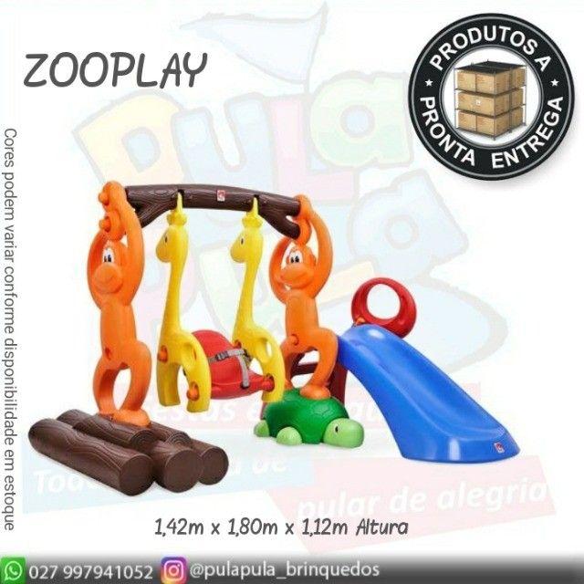 Promoção balanços para montar sua Área Kids e Playground  - Foto 5