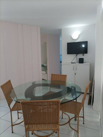 Beira mar , apartamento quarto e sala mobiliado na jatiuca mínimo seis meses - Foto 2