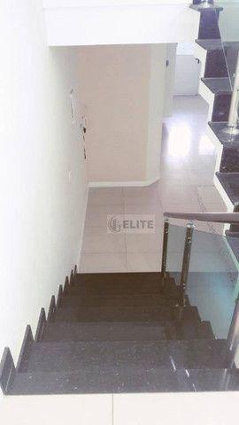 Sobrado com 4 dormitórios para alugar, 301 m² por R$ 6.500,00/mês - Vila Alpina - Santo An - Foto 16