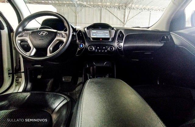 Hyundai IX35 Automática 2016 Estado de Zero Km - Foto 10