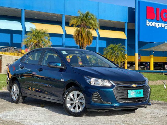 GM ONIX PLUS LT 1.0 TURBO AUTOMÁTICO FLEX 20/21 - JPCAR  - Foto 4