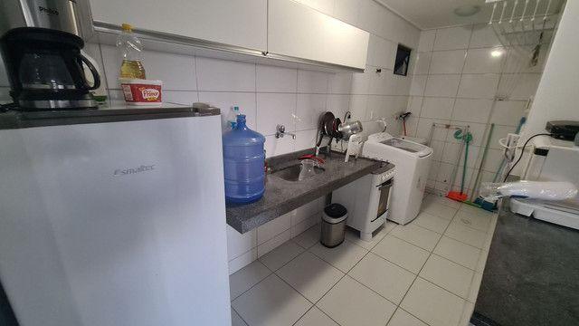 Quarto e sala, mobiliado, jatiuca edf. Sangiovese  - Foto 5