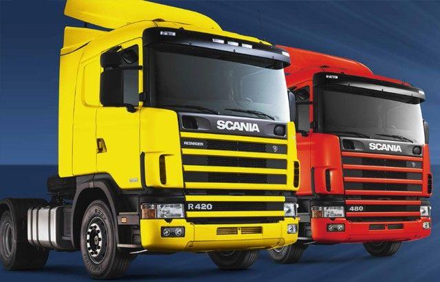 DAF, Foton, Hyundai, Iveco, Mercedes-Benz, MAN, Scania, Volkswagen e Volvo
