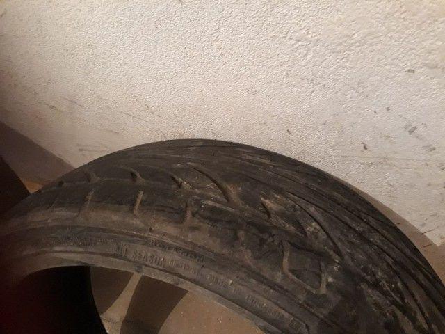 pneu  meia vida  - Foto 2