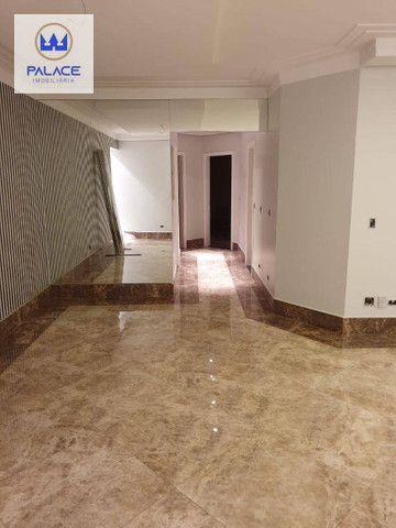 Apartamento com 3 dormitórios à venda, 157 m² por R$ 750.000,00 - Vila Monteiro - Piracica