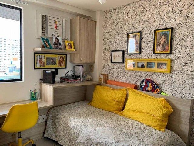 Apartamento para venda com 97 metros quadrados com 3 quartos em Ponta Verde - Maceió - AL - Foto 17
