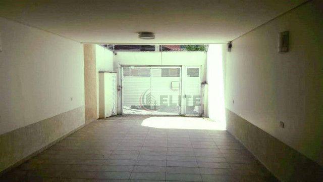 Sobrado com 4 dormitórios para alugar, 301 m² por R$ 6.500,00/mês - Vila Alpina - Santo An - Foto 2