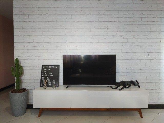 Rack Branco 218 cm - Foto 2