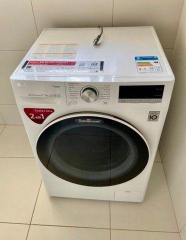 Máquina lava e seca LG 11kg - Foto 3