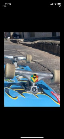 vendo skate zerado - Foto 4