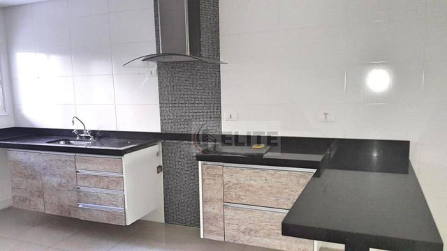 Sobrado com 4 dormitórios para alugar, 301 m² por R$ 6.500,00/mês - Vila Alpina - Santo An - Foto 10