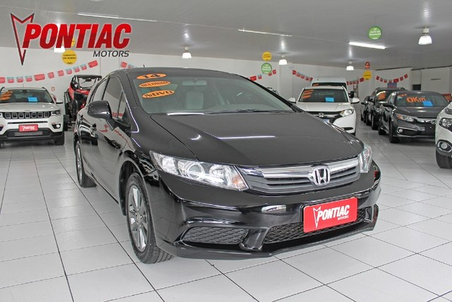 Honda Civic LXS 2014  - Foto 3