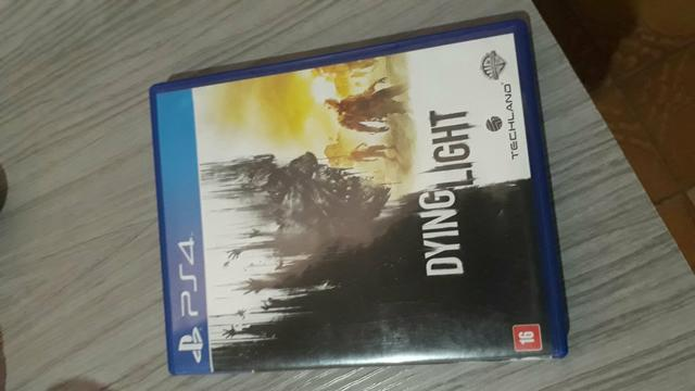 Vendo Dying Ligth PS4
