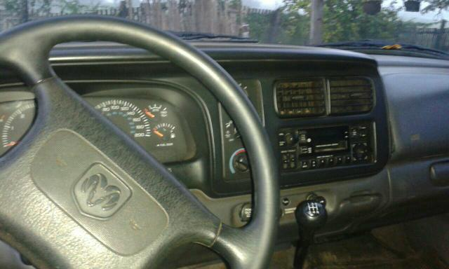 DODGE DAKOTA 3.9
