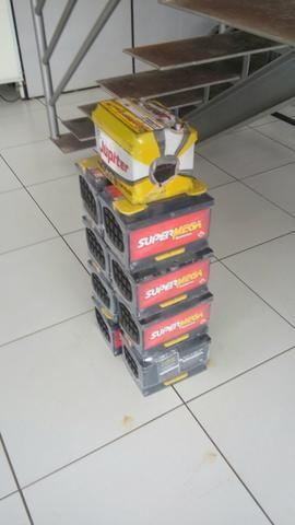 Bateria 50 amperes SUPER MEGA