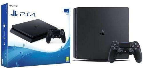 Playstation 4 1tb Slim Modelo Novo Pronta Entrega