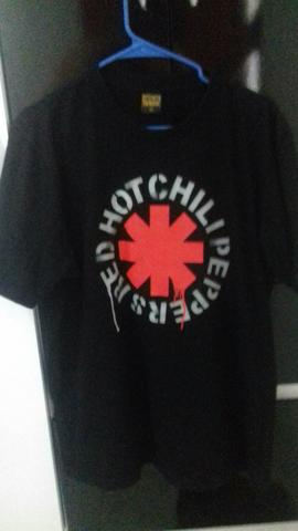 Camisa Red Hot Chili Peppers