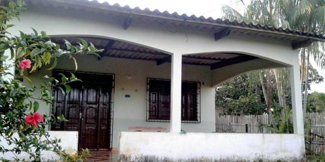 Alugo uma casa no Quinari