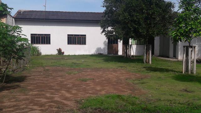 Salão e quitinetes