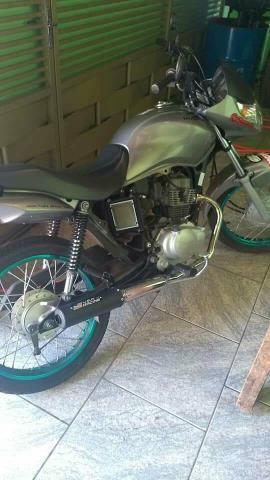 Vendo usa Racing serve titan 150 2004 a 2008 na Fan 125 2009 a 2012
