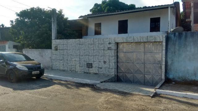 Casa livre com garagem e quintal em Cajazeiras 10