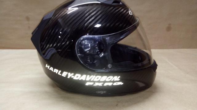 Capacete original Harley Davidson FXRG - Foto 6