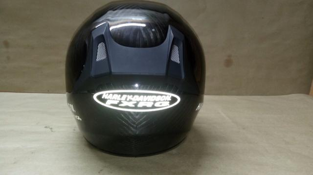 Capacete original Harley Davidson FXRG - Foto 4