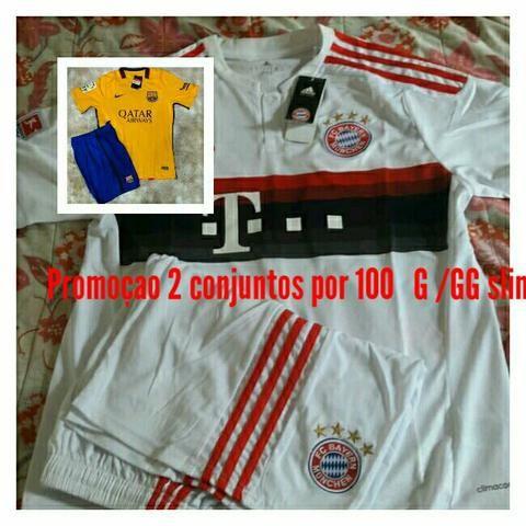 a7616c1e44 Barcelona uniforme - Esportes e ginástica - Cidade Nova, Manaus ...