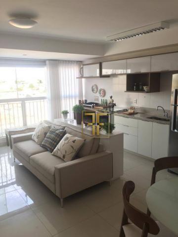 Apartamento com 2 dormitórios à venda, 67 m² por R$ 319.900 - Setor Coimbra - Goiânia/GO - Foto 2