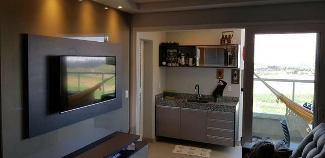 Vende-se Apartamento no Condomínio Brasil Beach, com 2 Quartos sendo 1 Suíte - Foto 3