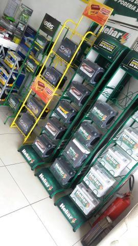 Bateria NOVA 18 meses de garantia em 10x - Foto 4