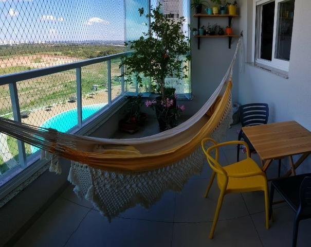 Vende-se Apartamento no Condomínio Brasil Beach, com 2 Quartos sendo 1 Suíte - Foto 9