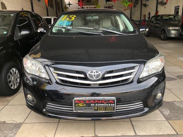 Toyota Corolla Xei 2.0 Automático, 2013, Preto