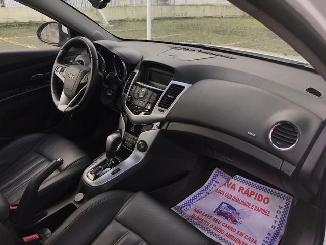 Gm - Chevrolet CRUZE 2016 LT 1.8 Automático FlexPower Completo - Foto 12