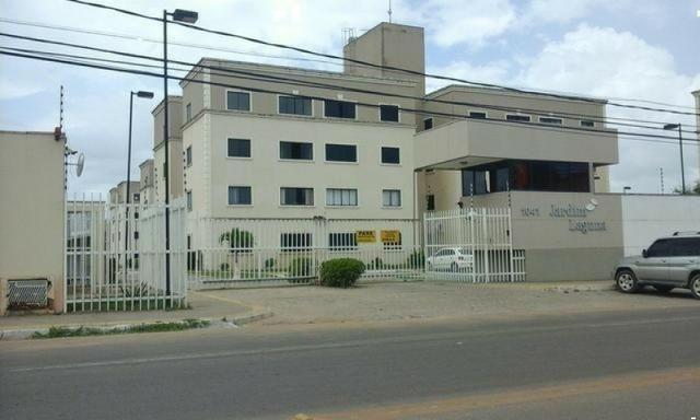 Oportunidade no Planalto, Residencial Jardim Laguna - 2Quartos - na Av Mira Mangue