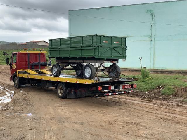 Carroça agrícola 6 ton