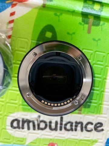 Sony FE 50mm f1.8 full frame nova