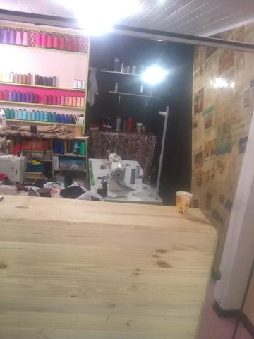 Passo o Ponto de Atelier de Costura e Brechó no Centro de Curitiba