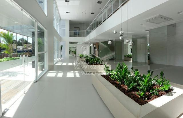 Atmosphere Adrianópolis 4 suítes fino acabamento pronto para morar - Foto 3