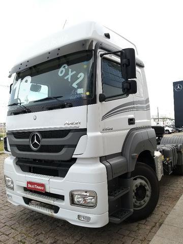 Mercedes-benz Axor 2536 Teto Alto - Selectrucks - Foto 3