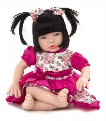 Boneca Bebe Realista tipo Reborn Super Promoção