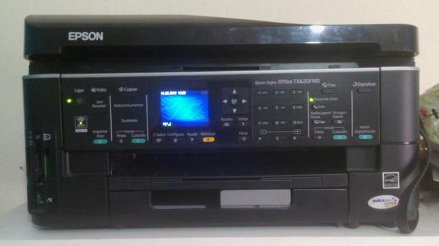 Impressora Epson Multifuncional TX620fwd