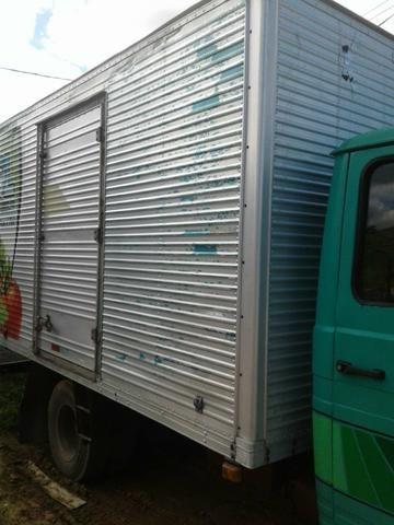 Caminhão bau 608 ano 78 - Foto 8