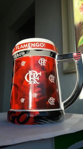 Caneca Oficial do Flamengo