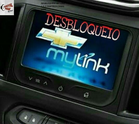 CS-Canal Som Instalação Grátis Desbloqueio My Link Chevrolet! 579,99 À Vista ou 12x 58,00