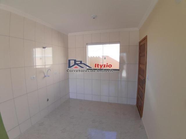 Casa com 2 quartos no Jardim Brasil em Fazenda Rio Grande - Foto 11